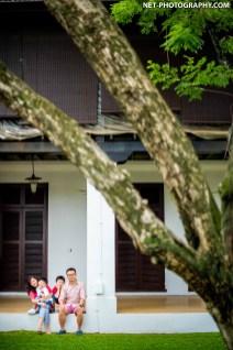 Anantara Chiang Mai Resort & Spa Thailand Family Photo Shoot