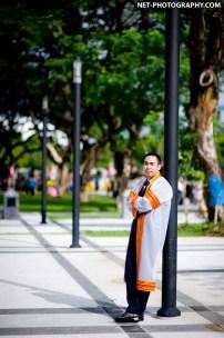 Chulalongkorn University's Commencement Rehearsal