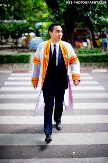 Chulalongkorn University's Commencement Rehearsal Day. ภาพงานรับปริญญาจุฬาลงกรณ์มหาวิทยาลัย