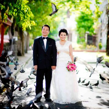 Bangkok Pre-Wedding - 14 June 2012