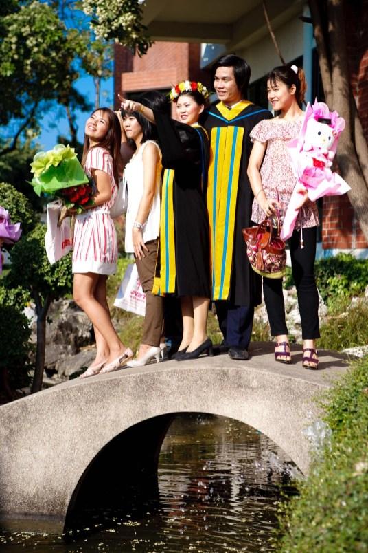 Huachiew Chalermprakiet University Graduation 2008
