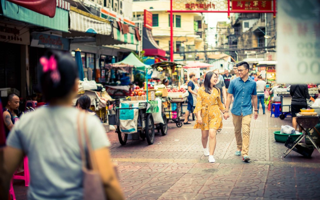 Photo of the Day | China Town Bangkok Thailand Pre-Wedding Photography