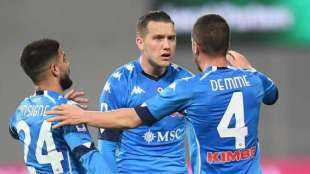 A breath of relief for Napoli: Zielinski and three negative Italians in this morning's tampon