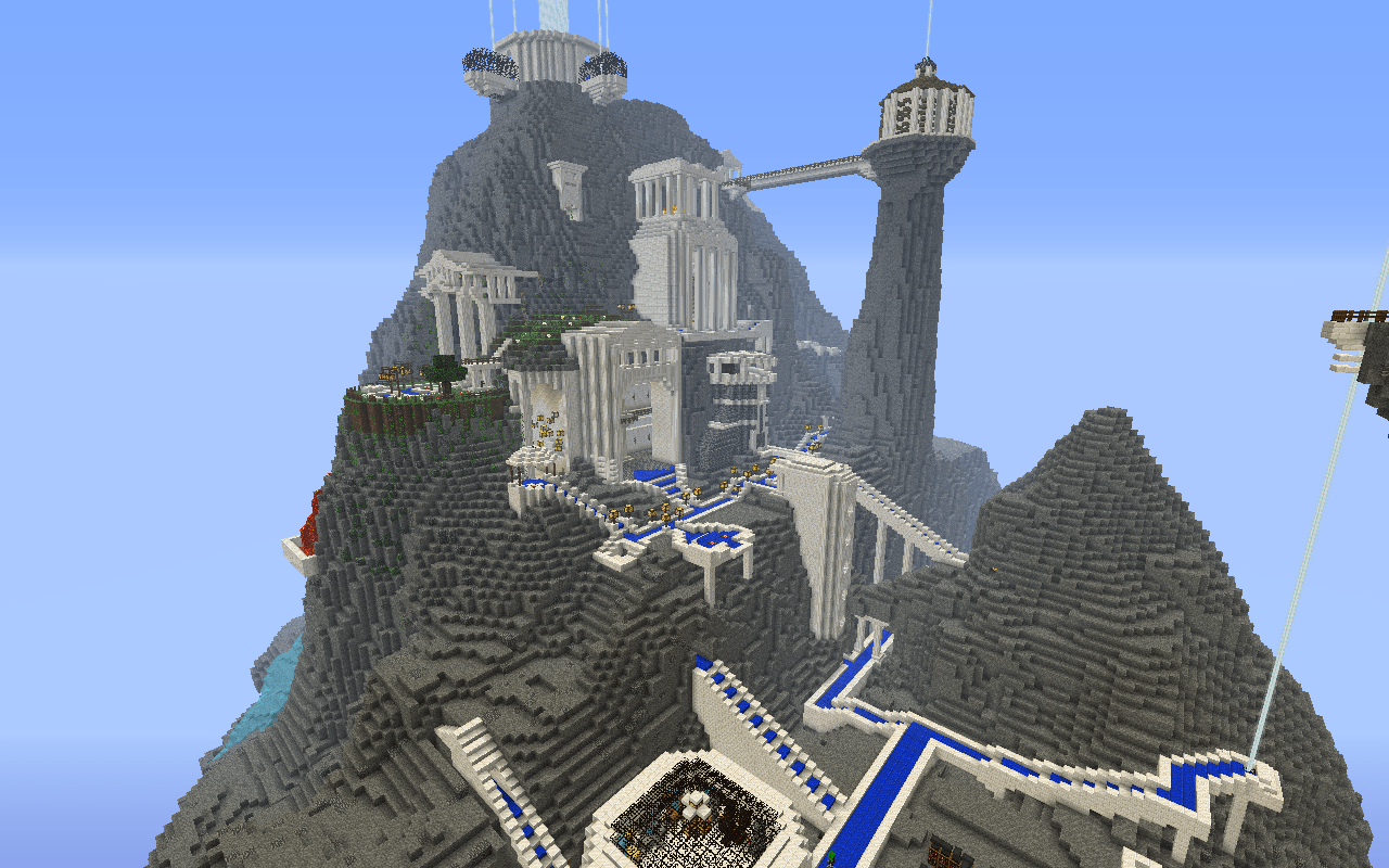 Coolest Minecraft Castles