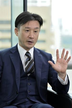 円山法昭・住信SBIネット銀行社長