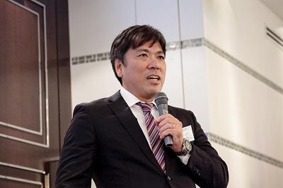大田誉社長