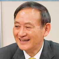 菅義偉・内閣官房長官