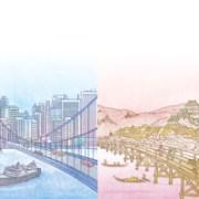 水辺に都市が栄える理由と開発の事例を探る