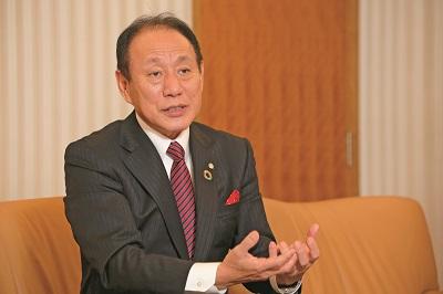 芳井敬一・大和ハウス工業社長