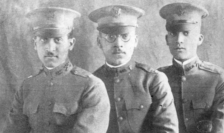 DC Doughboys of WWI