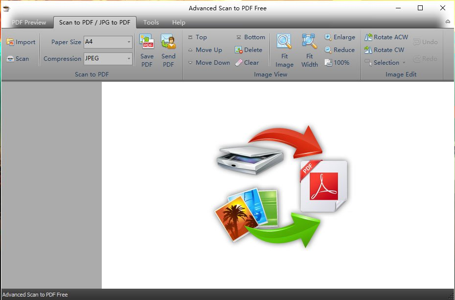 免費掃描軟體:如何將紙張資料掃描保存PDF檔案? - 銳力電子實驗室