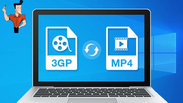 3GP轉檔器:如何在Windows中將3GP轉MP4 - 銳力電子實驗室