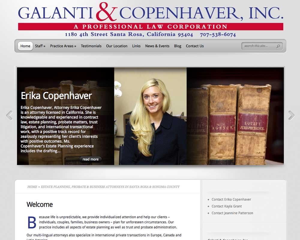 Galanti & Copenhaver