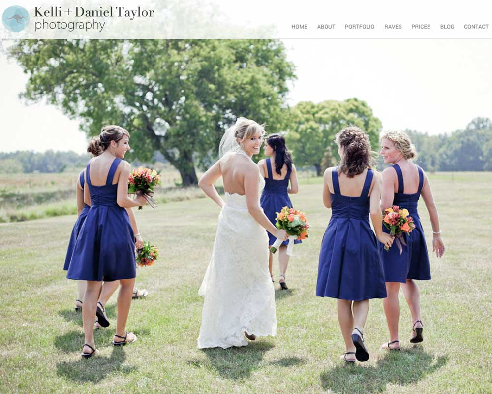Kelli + Daniel Taylor Photography