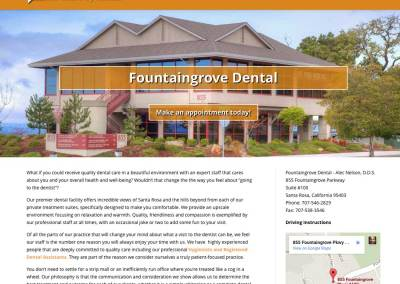 Fountaingrove Dental