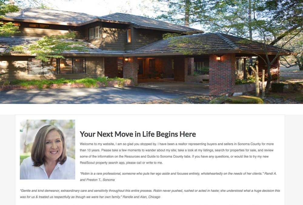 Robin Kallman, Sonoma Real Estate Agent