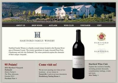 Hartford Family Winery