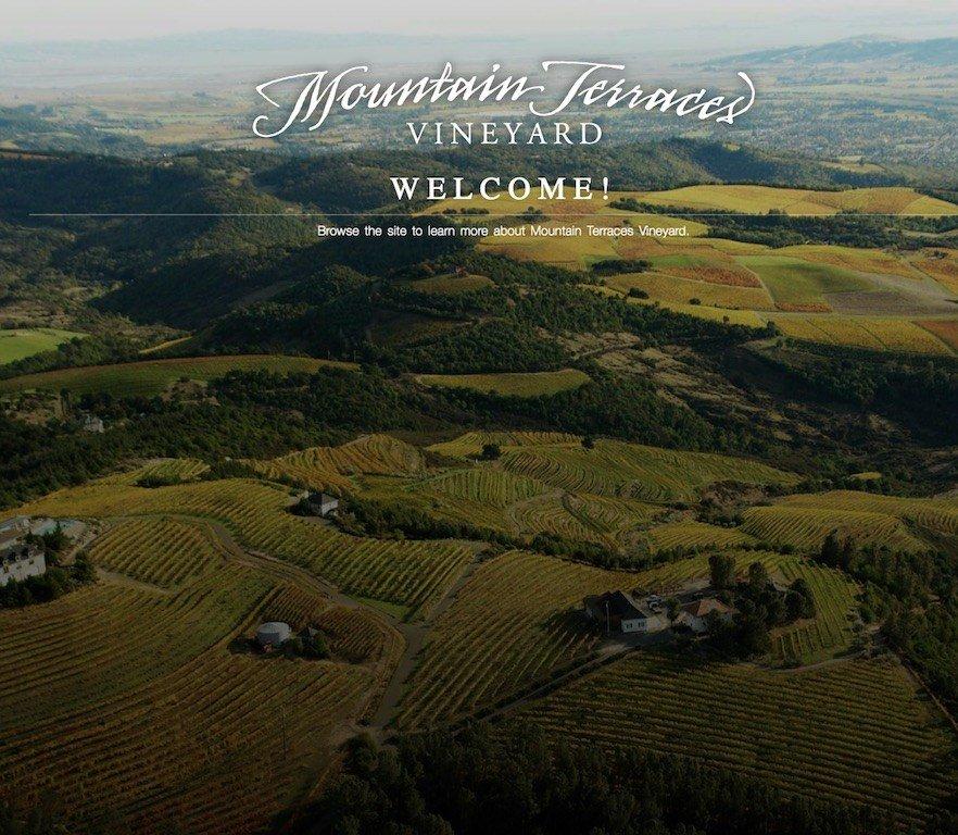 Mountain Terraces Vineyard