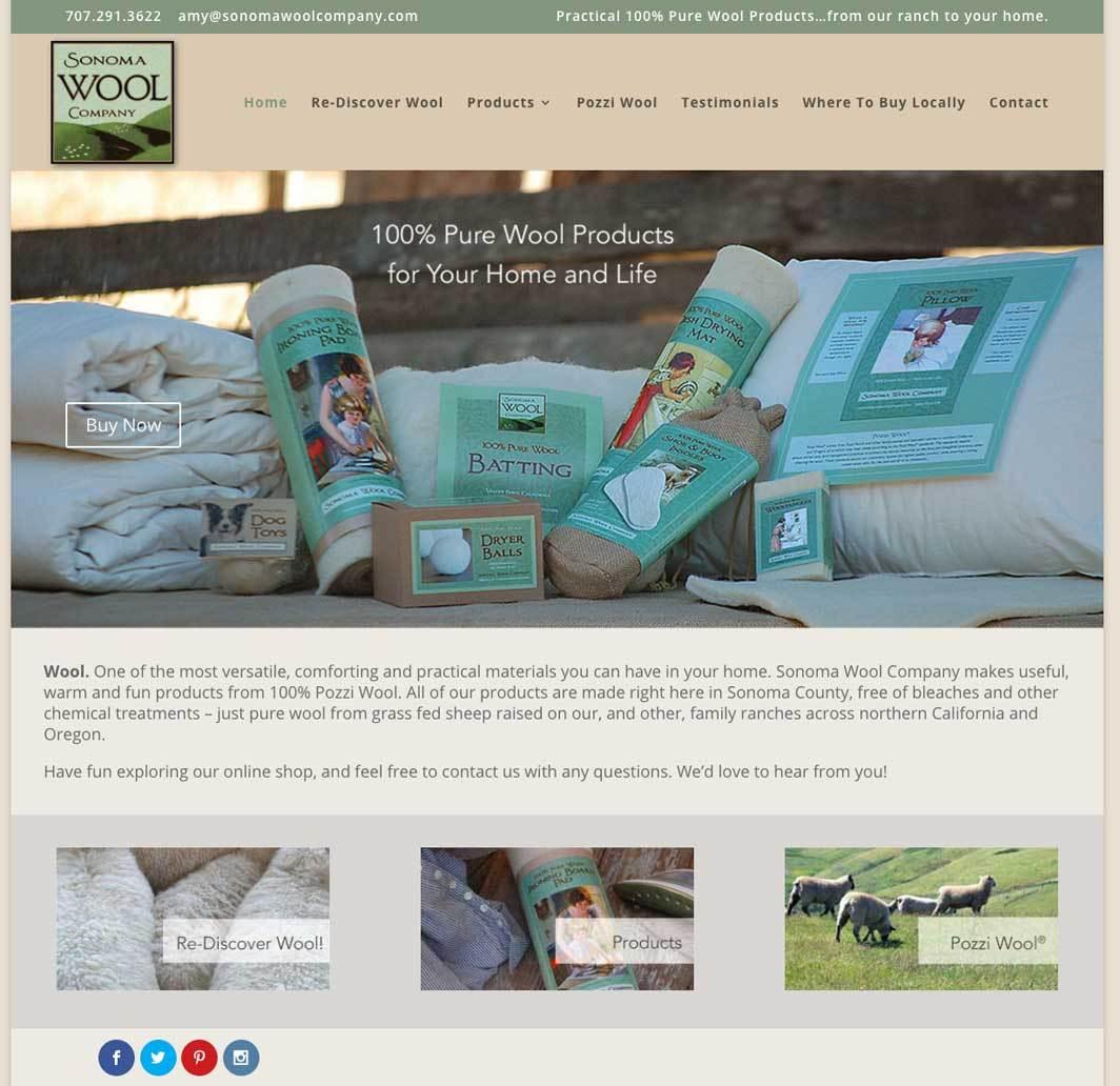 Sonoma Wool Company