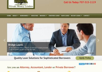 California Private Money Lenders