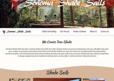 Sonoma Shade Sails