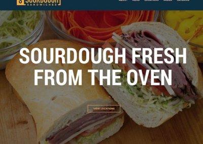 Sonoma Sourdough Sandwiches