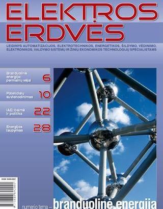 Žurnalas Elektros Erdvės Nr. 13 2006