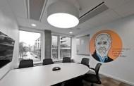 Ką reiškia dirbti išmaniajame biure? Valdymo sistema JUNG KNX