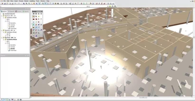 Pažangūs projektavimo įrankiai - DDS CAD electrical