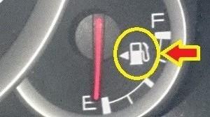 ガソリン残量