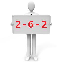 【朝礼ネタ】2-6-2の法則とは? ~パレートの法則(80対20の法則)との違い~