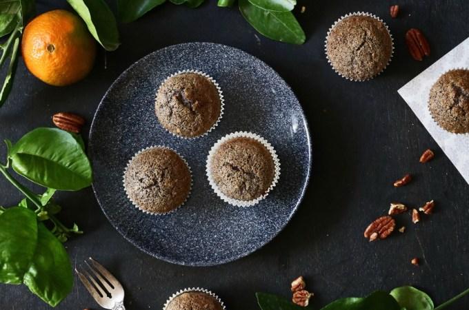 Poppy Seed Orange Muffins Recipe