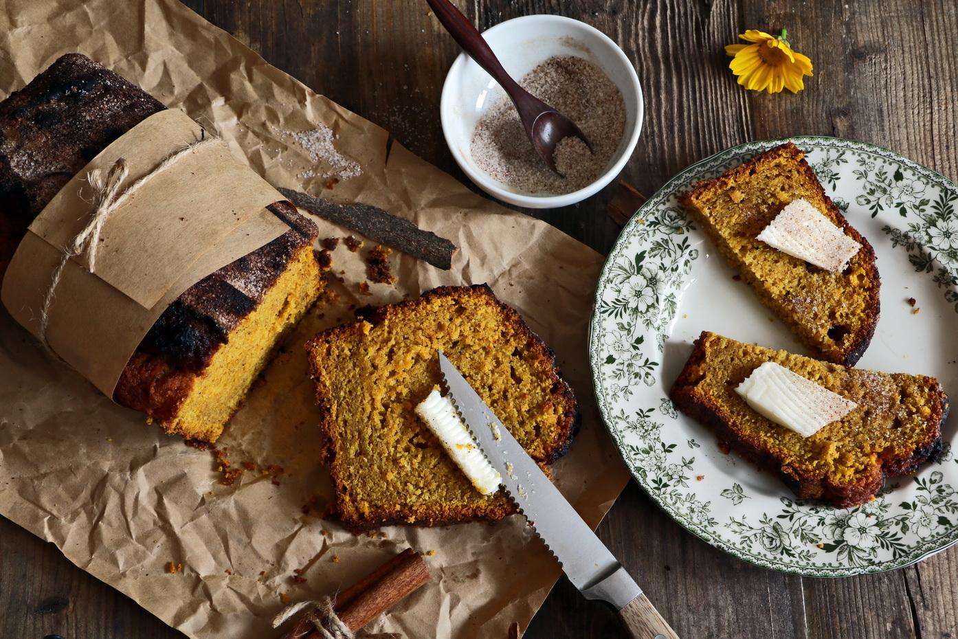 The Best Pumpkin Bread  Recipe I Ever Made