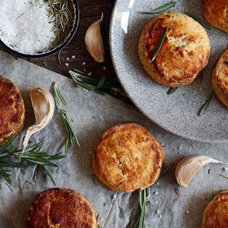 Rosemary Garlic Biscuits