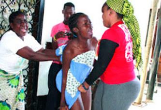 Nigeria: Elle déshabille en public la femme qui couche avec son mari