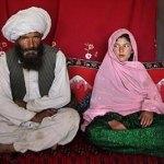 Mariée à huit ans, elle décéda à sa nuit de noce sur son lit rouge de son sang
