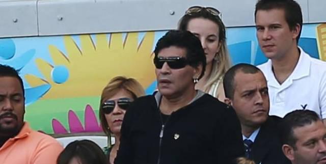 Diego Maradona a critiqué le choix de Lionel Messi comme meilleur joueur du tournoi. (L'Equipe)