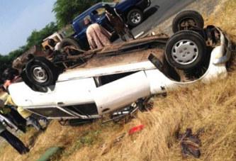 Burkina: Plus de 5 000 tués dans des accidents entre 2010 et 2015 (ministre)