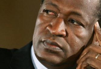 Burkina: L'ex président Blaise Compaoré sera bientôt jugé même par contumace (officiel)
