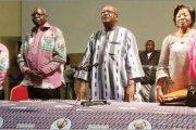 Le mémorandum de l'opposition fait mal au parti au pouvoir : voici la réplique