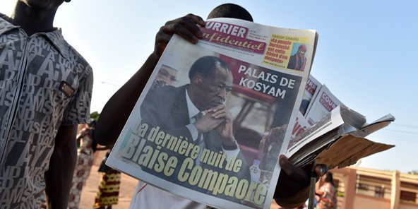 Issouf Sanogo/AFP