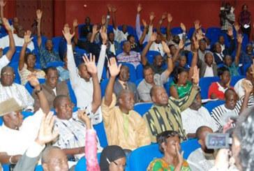 Burkina: Liste provisoire des 127 députés