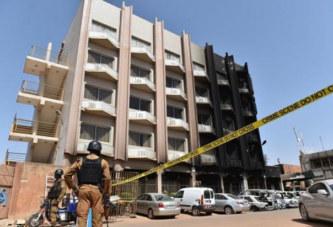 Attentat à Ouagadougou : trois assaillants présumés toujours en fuite