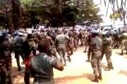 Gabon: 500 militaires rentrés de Bangui punis pour avoir revendiqué leurs salaires