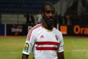 Etalons : Mohamed Koffi en soucis avec le Zamalek