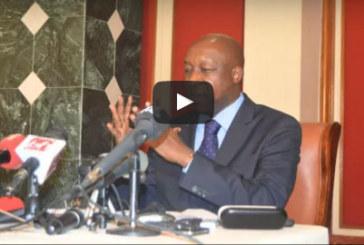 Conférence de presse de Paul Kaba Thiéba: Blaise Compaoré est passé par là!