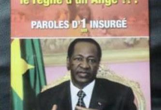 Littérature : Blaise Compaoré vu par l'œil d'un «insurgé»