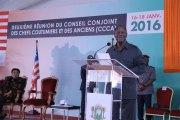 3è mandat présidentiel / Ouattara réagit: