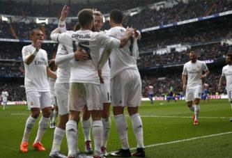 Le Real Madrid, club le plus riche du monde pour la 11e fois d'affilée