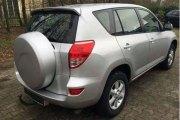 Espace affaire: Toyota Rav4  Année 2007